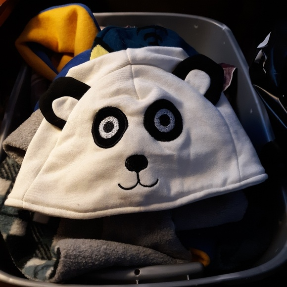 Accessories - Panda Hat